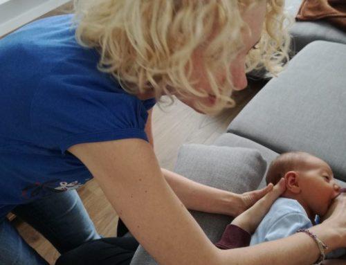 Poziționarea și atașarea corectă a bebelușului la sân